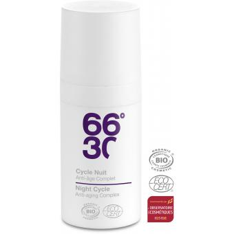 TONIFICANTE VISO CYCLE NUIT VOYAGE 66°30