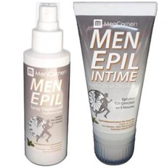 MEN EPIL SPRAY & SCHIUMA DEPILATORI Mencorner.Com