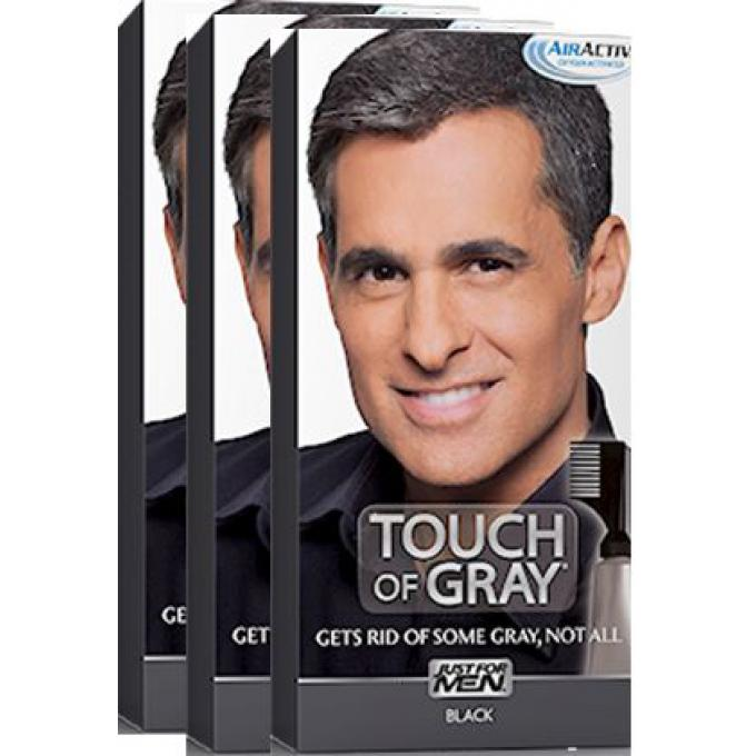 confezione 3 colorazioni capelli grigio nero just for men colorazione capelli barba uomo. Black Bedroom Furniture Sets. Home Design Ideas