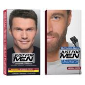 Just For Men - DUO COLORAZIONE CAPELLI & BARBA - Tinta capelli uomo
