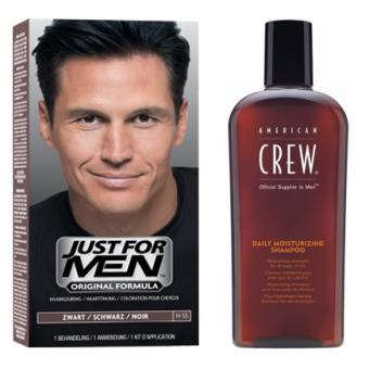 COLORAZIONE CAPELLI & SHAMPOO Just For Men