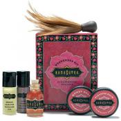 Kamasutra - KIT WEEK-END FRAGOLA - Olio da massaggio sensuale