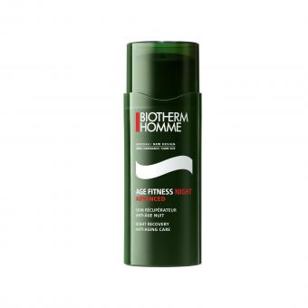 Biotherm homme - AGE FITNESS NOTTE ANTIETÀ - Crema antirughe uomo