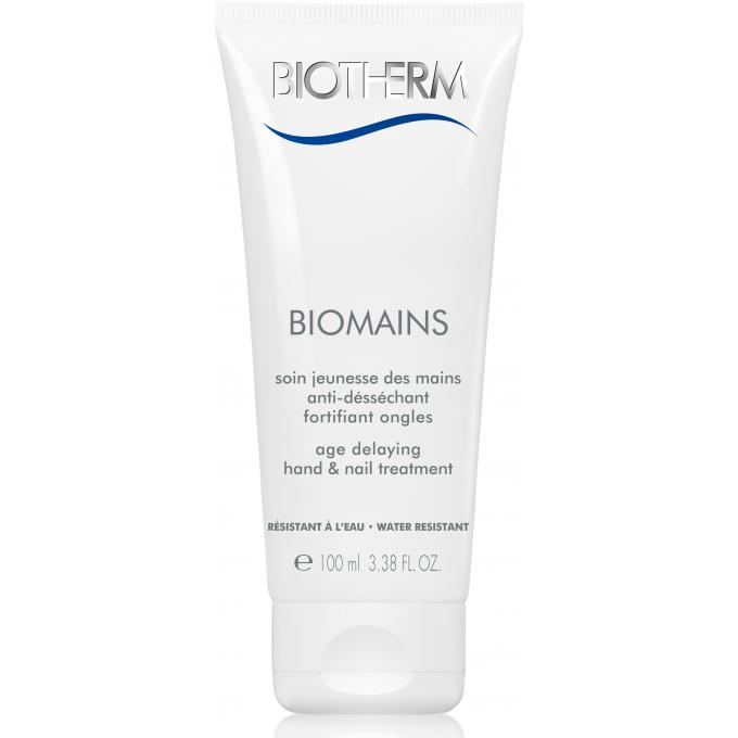 BIOMANI ANTIESSICANTE & FORTIFICANTE UNGHIE Biotherm