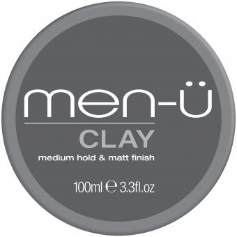 CLAY CREMA MODELLANTE Men-ü