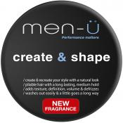 Men-ü - CREATE & SHAPE CERA MODELLANTE - Prodotto per pettinarsi uomo