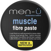 Men-ü - MUSCLE FIBRE PASTE CREMA MODELLANTE - Crema capelli uomo