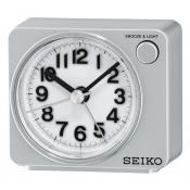 Seiko Clocks - Sveglia Seiko QHE100SN - Idea regalo uomo